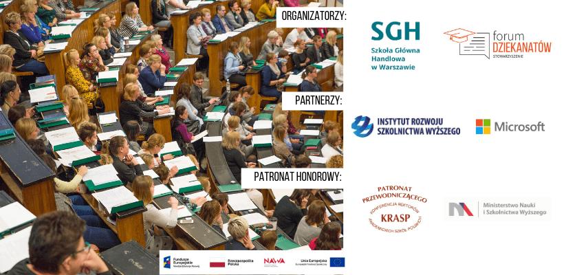 Wstępny program III ogólnopolskiego Forum Dziekanatów w SGH | 9-10.12.2019