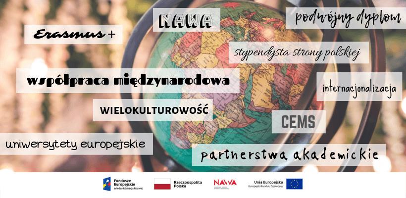 Zapraszamy do nadsyłania propozycji artykułów do monografii na temat programów międzynarodowych na uczelniach!