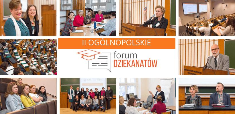 II ogólnopolskie Forum Dziekanatów