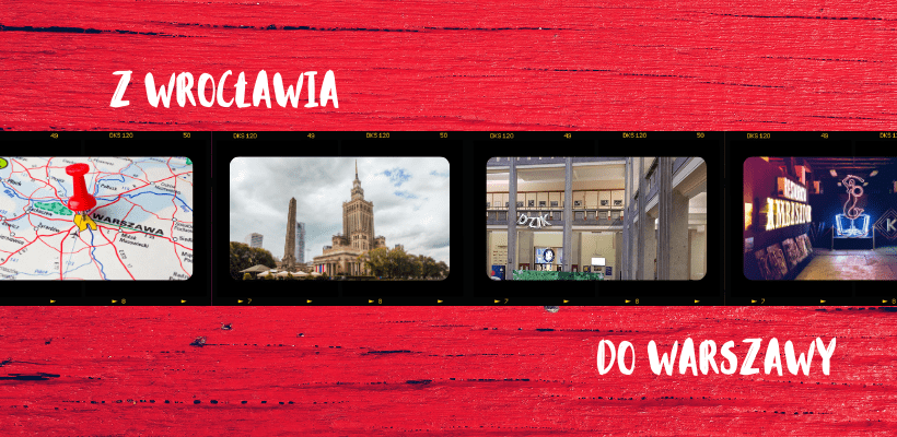 Wizyta studyjna: z Wrocławia do Warszawy